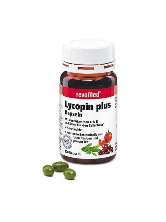 revoMed Lycopin plusz kapszula 100db