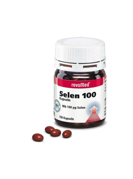revoMed Szelén 100 kapszula 150db