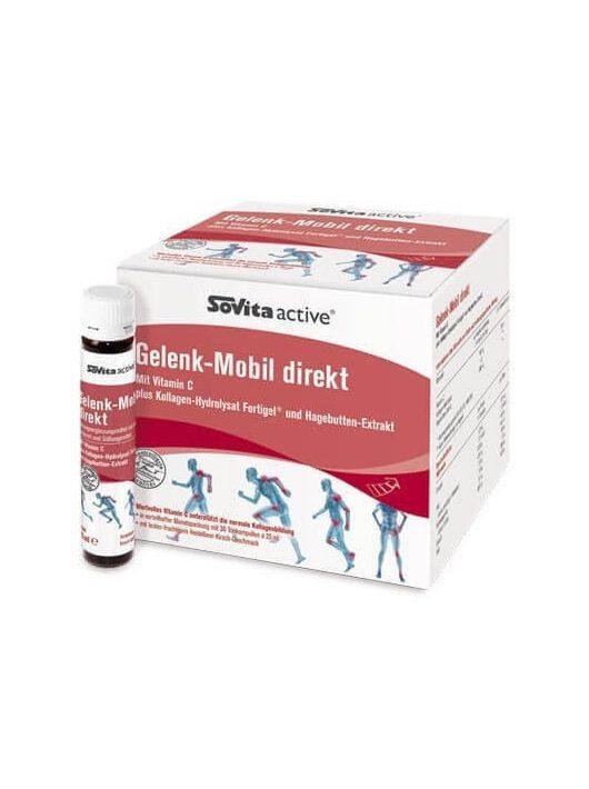 Sovita active Gelenk plusz C-vitamin ivóampulla 30db 25ml