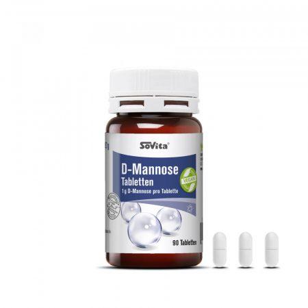 revoMed D-Mannose tabletta 90db