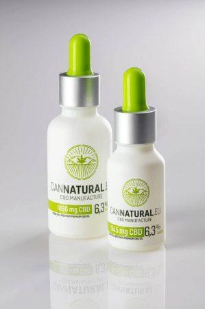 Cannatural Prémium CBD olaj 945 mg 6,3% -15ml
