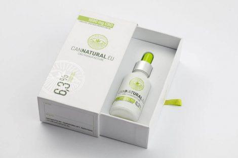 Cannatural Prémium CBD olaj 1890 mg 6,3 % - 30ml