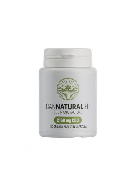 Cannatural CBD kapszula 2160 mg 120 db