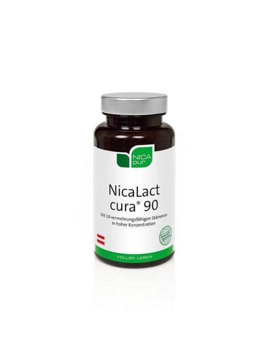 NICApur NicaLact cura kapszulák 90 db