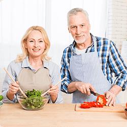Étkezzen egészségesen